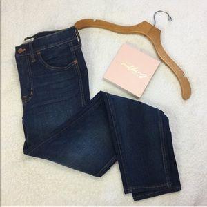 NWOT! Madewell High Riser Skinny Jeans ❣️